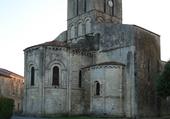 Eglise de Varaize en Charente Maritime