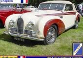 Talbot-Lago T26 Record Chapron