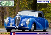 Delahaye 135-MS Cabriolet Faget & Varnet
