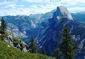 Ouest USA Yosemite