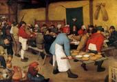 Le Repas de noces (1568 )
