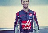 Romain Grosjean HAAS F1 2016