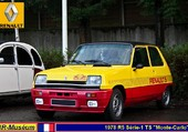 Renault R5 TS Monte-Carlo