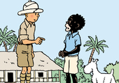 Puzzle Puzzle Tintin