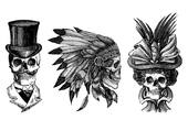 Skull (iroquois)