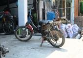 Moto au Vietnam