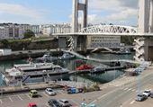 Puzzle port a Brest