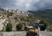 Entrée de Colmars les Alpes