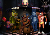 five night at freddy 2