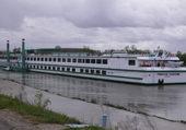 En croisière sur la Garonne
