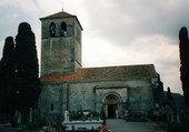 église de Saint Just de Valcabrère