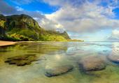 Tunnels Beach, Kauaʻi
