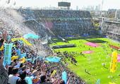 Boca Juniors ambiance