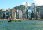 Hong Kong, le Star ferry