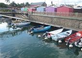 Port de Saint pierre de la Réunion