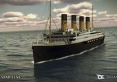 Puzzle RMS TITANIC II