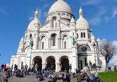 Puzzle Le Sacré-Coeur à Paris
