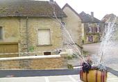 Nantoux village