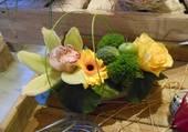 Petite composition florale
