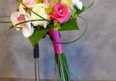 Puzzle Joli bouquet pour la mariée