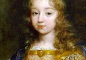 Le roi Louis XIV enfant