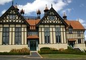 Musée de Rotorua Nouvelle Zélande