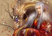 L'homme et le dragon