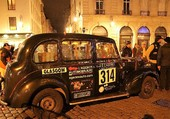 Puzzle Austin Taxi Monte-Carlo Historique 2016