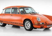 Citroen Porsche 911 DS
