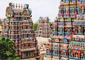 temple minakhsi à Maduraî