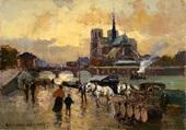 Tournelle docks