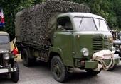 Camion FN 62C-4RN (1954) Belgique