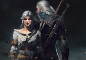 Geralt & Ciri