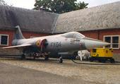 F-104 g Beauvechain