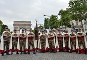 Puzzle Armée française,les Spahis