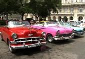 belles américaines à cuba