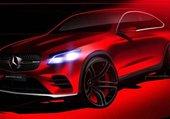 Mercedes GLC Coupé : nouveau teaser