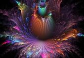 fleur abstraite