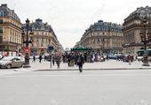 PARIS PLACE DE L'OPERA