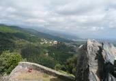 Penta Di Casinca vue du village