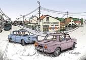 Simca 1000 Auto Ecole