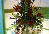 composition floraje