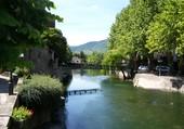 Puzzle Village de Lunas, Hérault