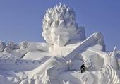 Sculpture neige - Harbin