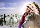 Ethnie Sioux et