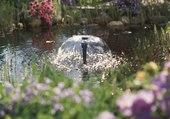 Puzzle Fontaine de Jardin