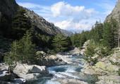 La rivière de Restonica