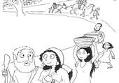 Puzzle pèlerinage au temps de jésus