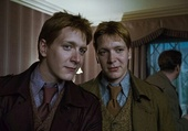 Puzzle Fred et George Weasley