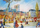 Les Bouquinistes par Marie Claude Bosc